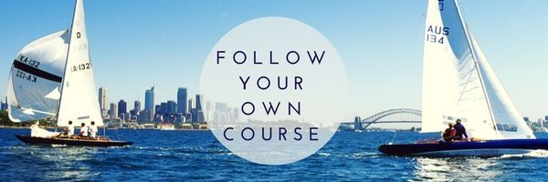 Follow your own course to success
